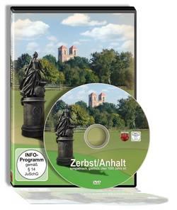 Die DVD/BluRay über Zerbst/Anhalt ist in der Touristinformation  erhältlich.