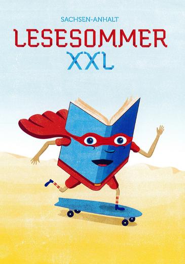 Lesesommer XXL 08.07. - 10.09.2021
