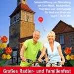 14. Elberadeltag am 1. Mai: Geführte Touren und Familienfest