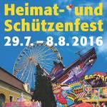 ...und jetz jeht's los... - Zerbster Heimat- und Schützenfest 2016