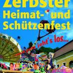 Elf bunte Tage beim Zerbster Heimat- und Schützenfest