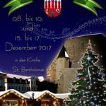 Zum Zerbster Weihnachtsmarkt am 2. und 3. Advent