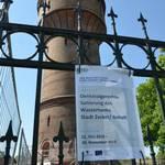 Denkmalgerechte Sanierung des Wasserturms Zerbst/Anhalt