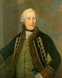 Der Barockbaumeister Friedrich Joachim Michael Stengel
