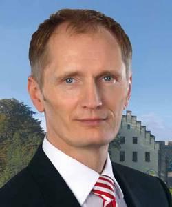 Bürgermeister Andreas Dittmann