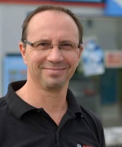 Peter Gast, Kfz-Meister