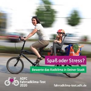 ADFC-Fahrradklima-Test 2020 ist gestartet – Schwerpunkt Corona