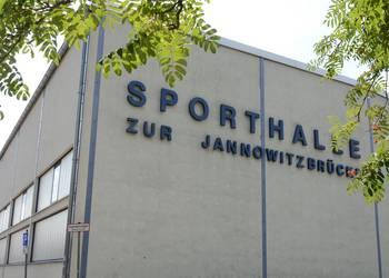 Sporthalle Zur Jannowitzbrücke